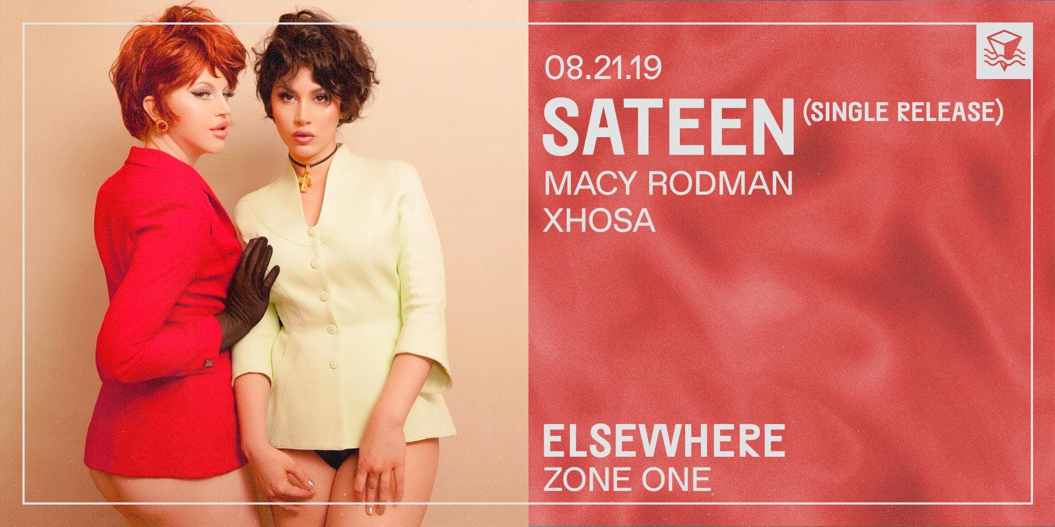 Sateen (Single Release!)