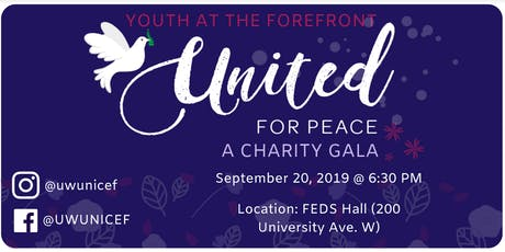 United for Peace: Youth at the Forefront tickets