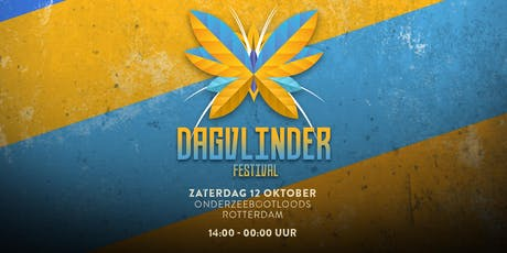 Dagvlinder Festival 2019 tickets