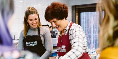 Bake Off's Jane Beedle's Cake Masterclass tickets