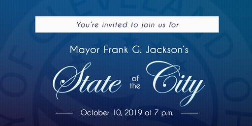 Mayor Frank G. Jackson's State of the City 2019