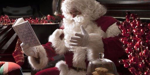 Storytelling with Father Christmas