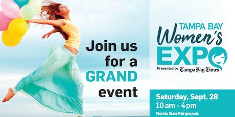 Tampa Bay Women's Expo tickets