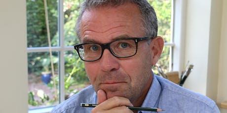 Peter Madsen Foredrag - 40 år med Valhalla tickets