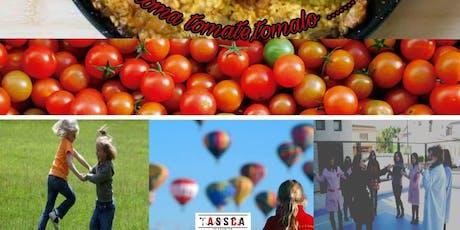 Toma tomate entre familias tickets