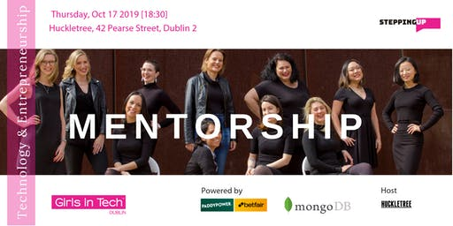 Mentorship for Technology & Entrepreneurship - Oct 2019
