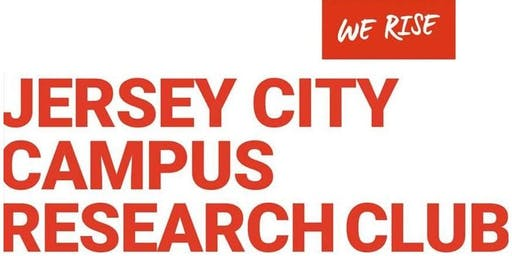 Jersey City Research Club August 29, 2019