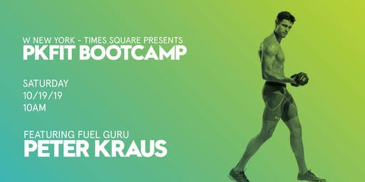 PKFit Bootcamp ft. Peter Kraus