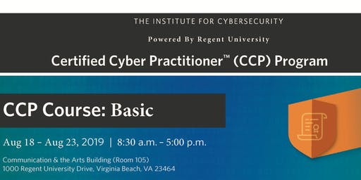 Cyber Training-  Certified Cyber Practitioner™ (CCP) BASIC course