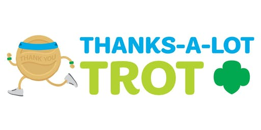 GSEP Trefoil Fitness Challenge: Thanks-A-Lot Trot 2019