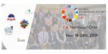 Global Entrepreneurship Week - Northeast Ohio 2019 tickets
