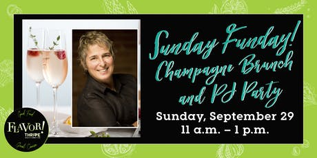 Sunday Funday! Champagne Brunch & PJ Party tickets