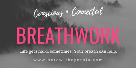 Breathwork w/Cynthia at Moksha Yoga Center (Logan Square) tickets