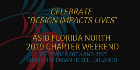 ASID Florida North 2019 Chapter Weekend tickets