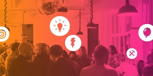 Service Design Drinks | The Future of Digital Business