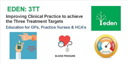 Diabetes Three Treatment Targets
