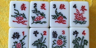 Mahjong Workshop with Renwen Xu, Shujie Cheng, Ji Wu