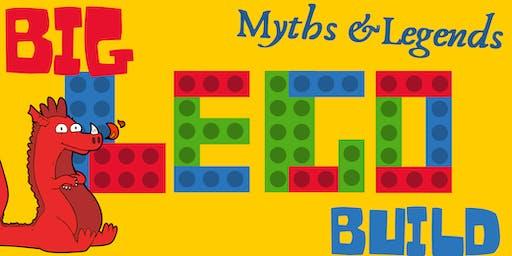 Falkirk Storytelling Festival: Big Lego Myths & Legends Build!