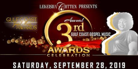 Gulf Coast Gospel Music Awards tickets