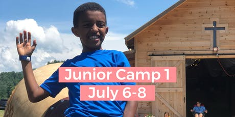 Junior Camp 1 tickets
