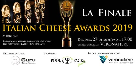 Italian Cheese Awards 2019 - La Finale tickets