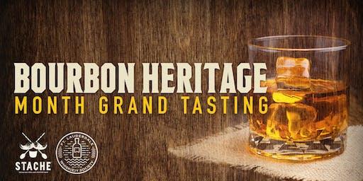 Bourbon Heritage Month Tasting