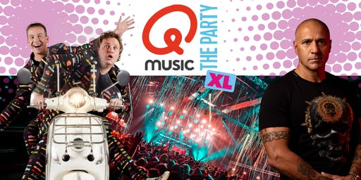 Qmusic The Party FOUT (XL) - Veghel