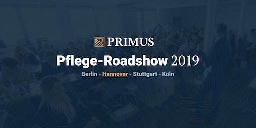 PRIMUS Pflege Roadshow 2019 – Hannover