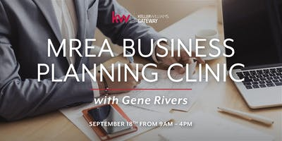 MREA Business Planning Clinic w/ Gene Rivers