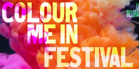 Colour Me In Festival tickets