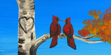 Kid's Painting Class - Birds tickets