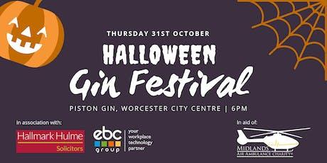 Halloween Piston Gin Festival  tickets