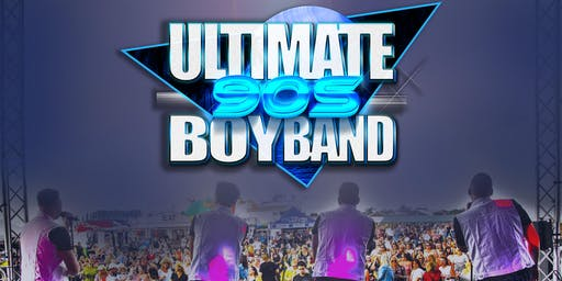 Ultimate 90's Boyband • The Tribute Show • 25th October 2019
