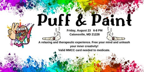 Puff & Paint tickets