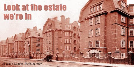 Look At The Estate We're In – philanthropy and social housing tickets