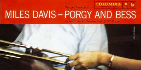 CHAD McCULLOUGH ORCHESTRA  perform MILES DAVIS' 1959 release PORGY AND BESS tickets