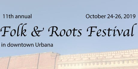 CU Folk and Roots Festival 2019 tickets