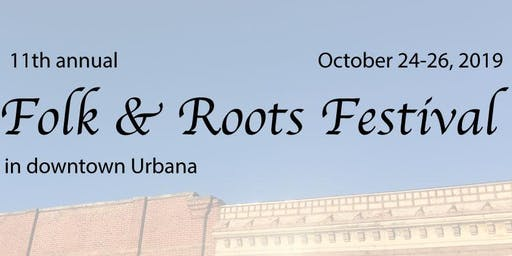 CU Folk and Roots Festival 2019
