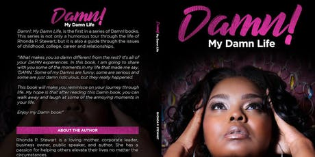 Damn! My Damn Life: The Book Release tickets