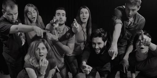 Prueba una clase de Teatro para Principiantes en Madrid