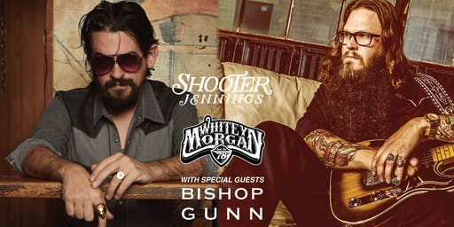 Shooter Jennings + Whitey Morgan