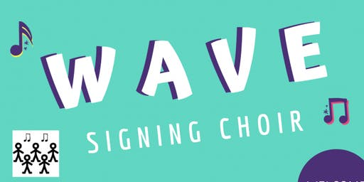 WAVE Choir (10:30-11:30am) at ROAR Festival