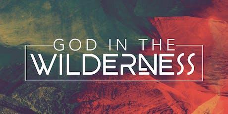 God In The Wilderness - Thursday Class tickets