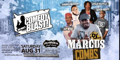 BIG MIKE'S COMEDY BLAST! tickets