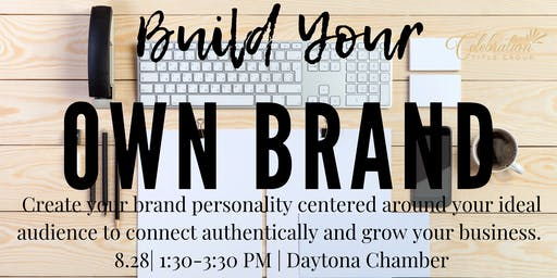 Build Your Own Brand - Daytona