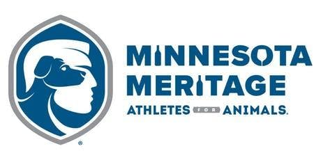 Join Ruff Start Rescue at the 2019 Athletes for Animals Minnesota Meritage Wine Tasting  tickets