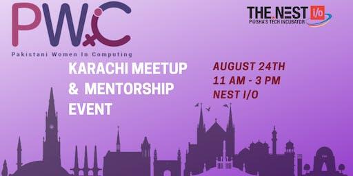 PWiC Karachi: Meetup and Mentorship Event