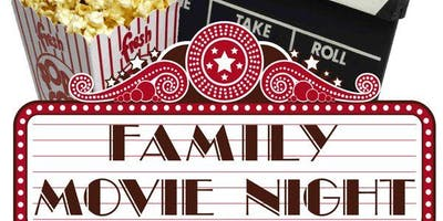 ROLM Usher Ministry Presents: Family Movie Night