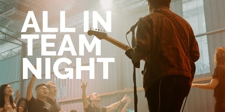 All In Team Night tickets