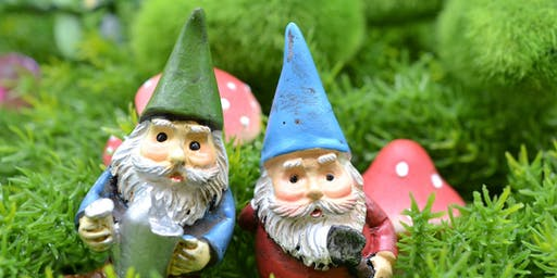 Garden Art: Gnome Customization - Alderwood